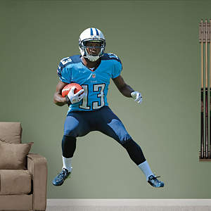 Kendall Wright  Fathead Wall Decal
